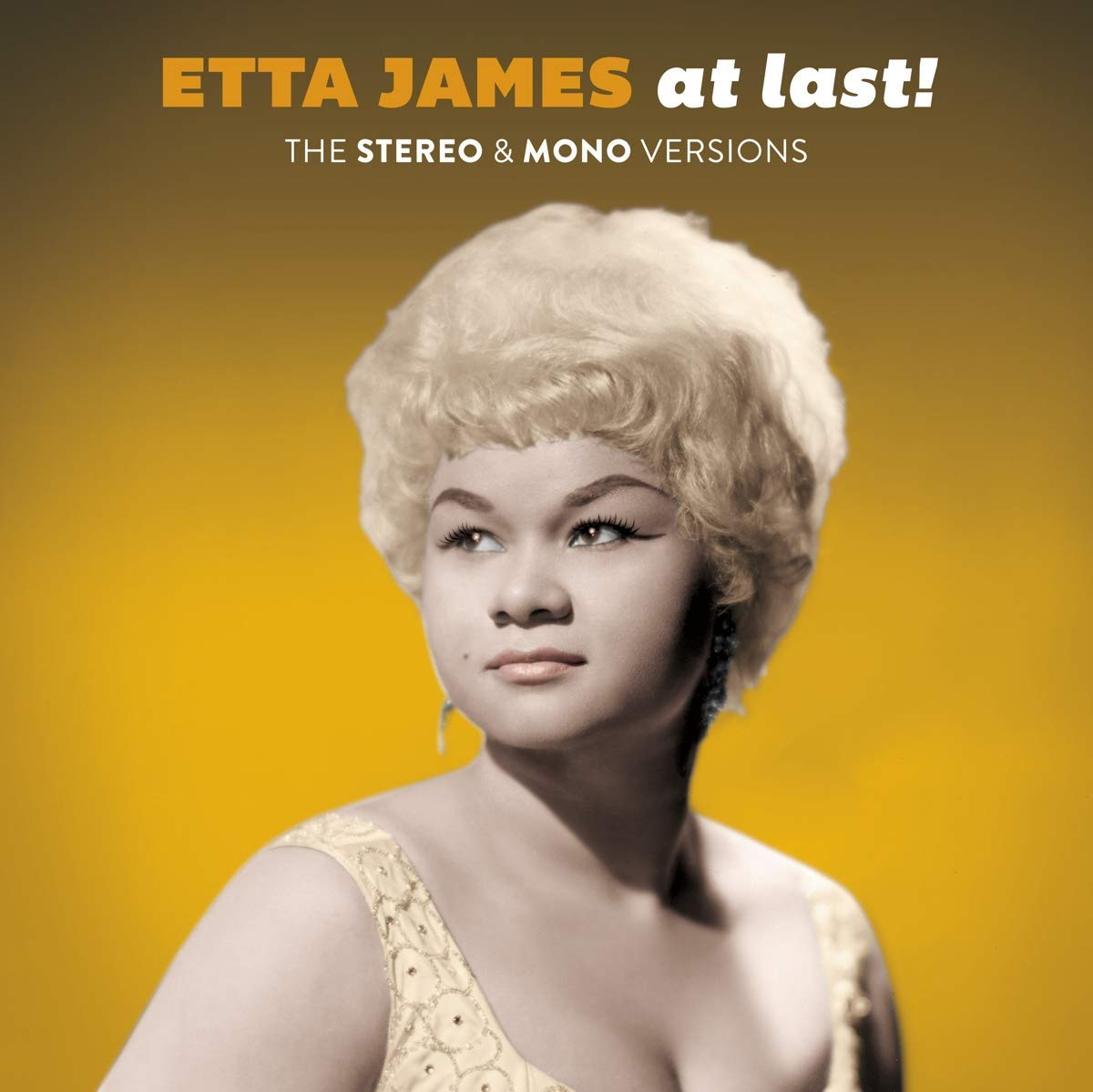 ETTA JAMES - AT LAST: THE ORIGINAL STEREO & MONO VERSIONS (2 CD)