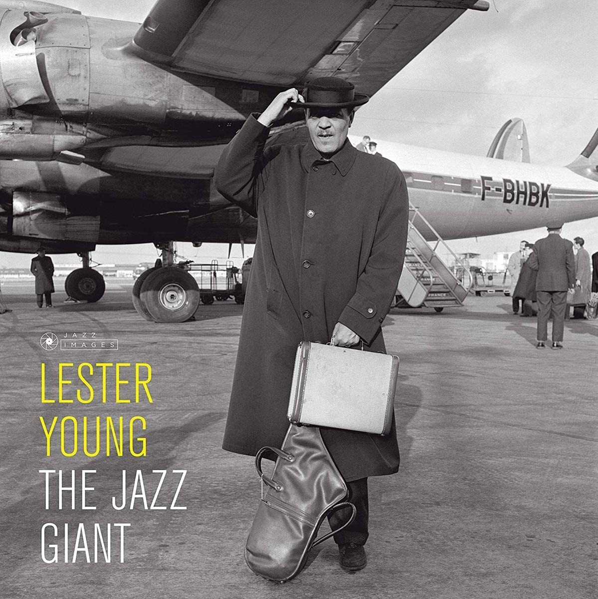 LESTER YOUNG - THE JAZZ GIANT (GATEFOLD EDITION) (LP)
