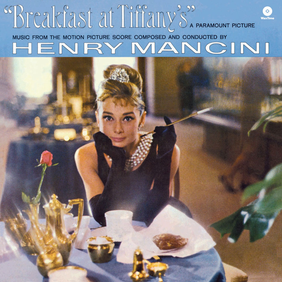 HENRY MANCINI - BREAKFAST AT TIFFANY'S (+ 11 BONUS TRACKS) (CD)