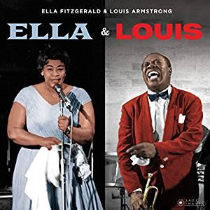 ELLA & LOUIS (LP)