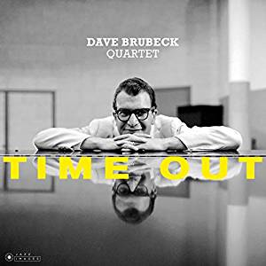 DAVE BRUBECK - TIME OUT (LP)