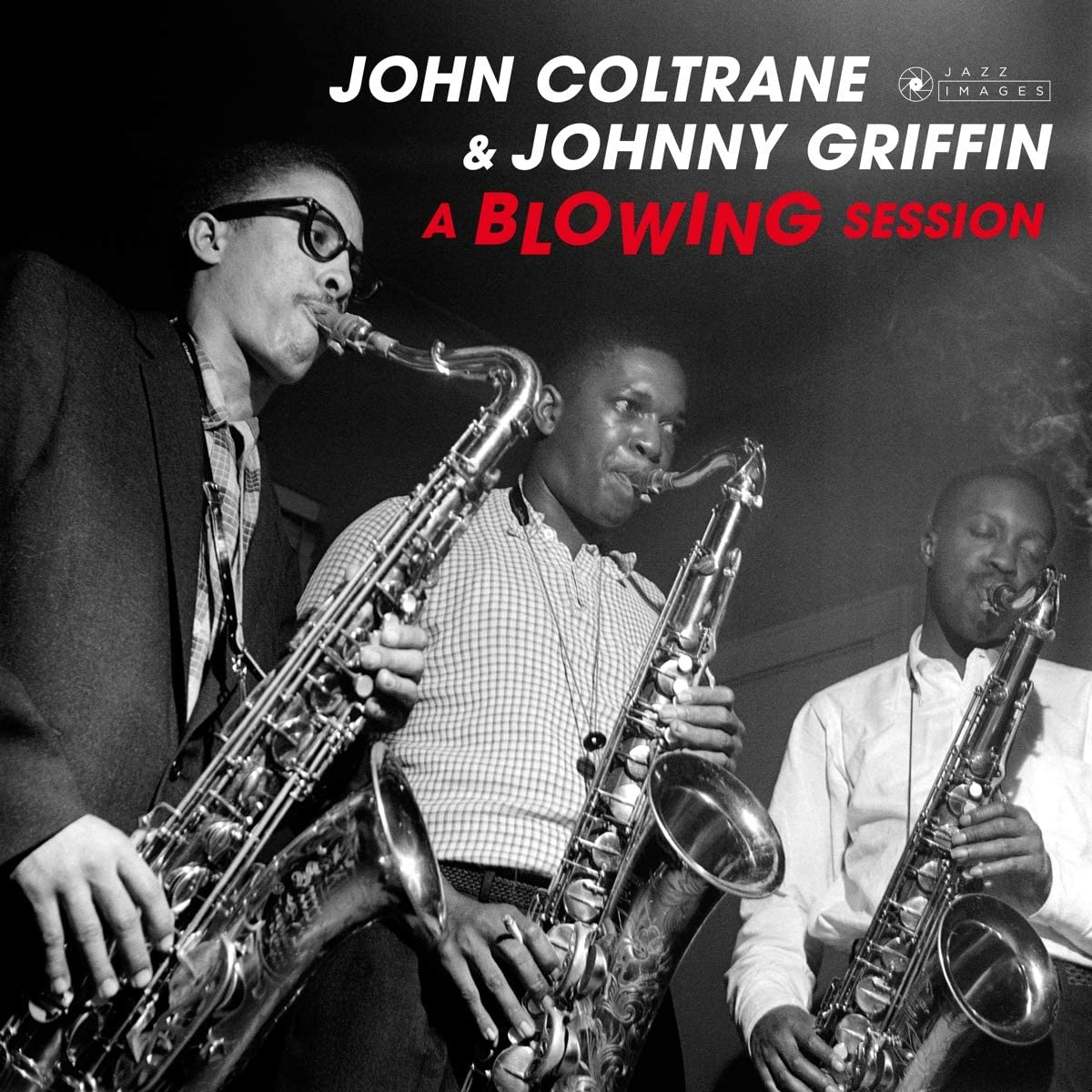 JOHN COLTRANE / JOHNNY GRIFFIN - BLOWING SESSION (LP)