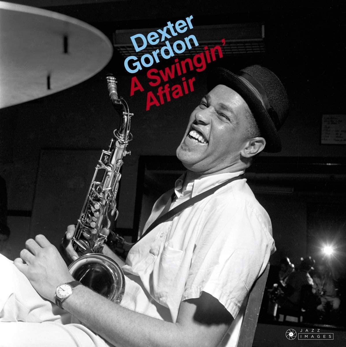 DEXTER GORDON - A SWINGIN AFFAIR (LP)