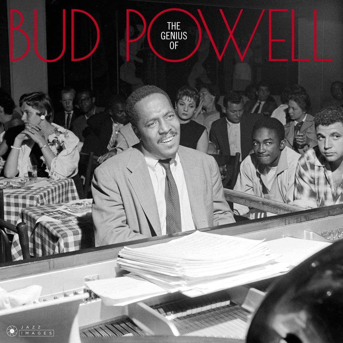 BUD POWELL - GENIUS OF BUD POWELL (LP)