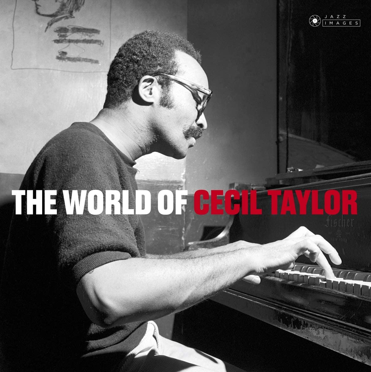 CECIL TAYLOR - WORLD OF CECIL TAYLOR (LP)