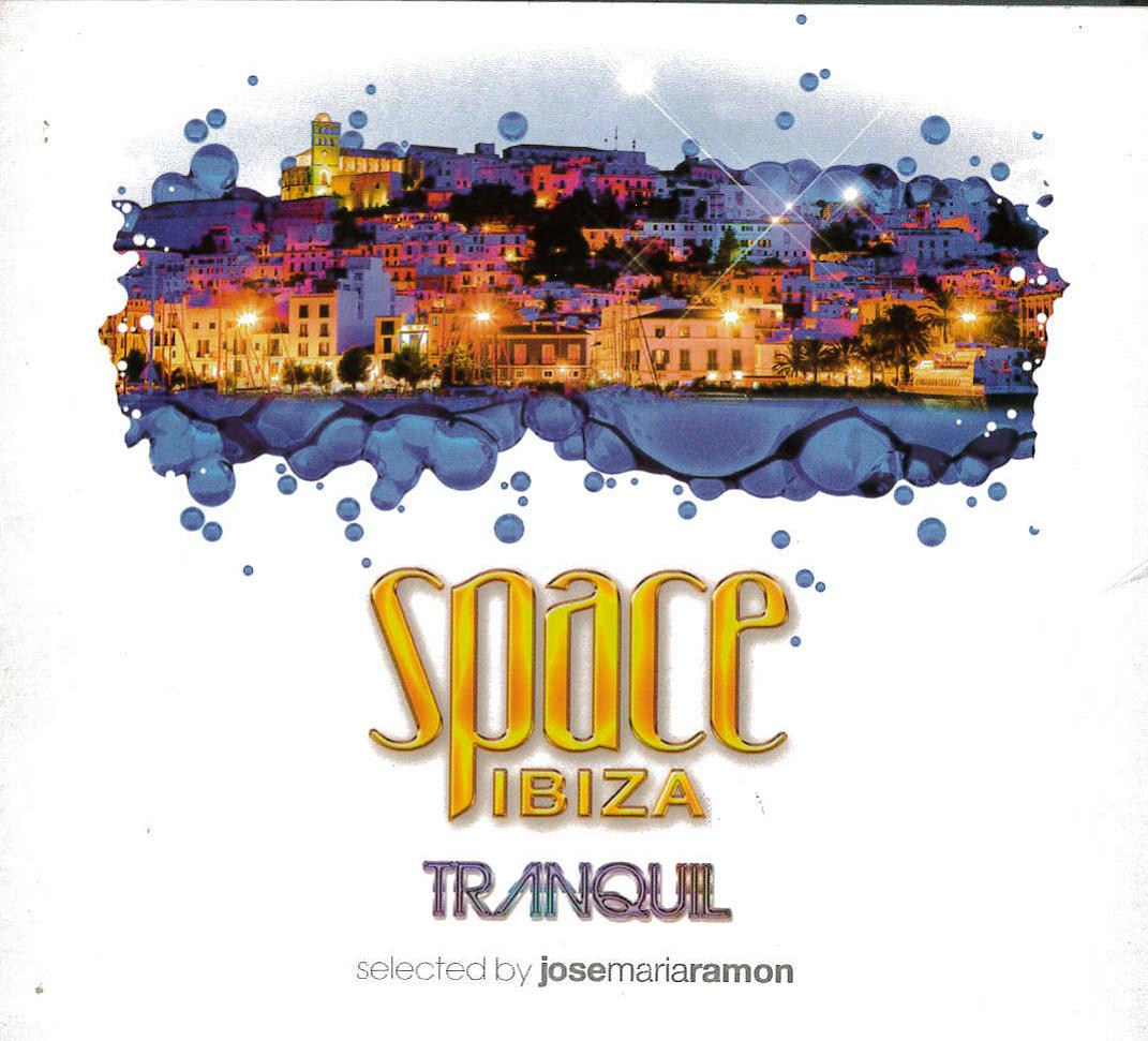 SPACE IBIZA. TRANQUIL 2011 -2CD (CD)