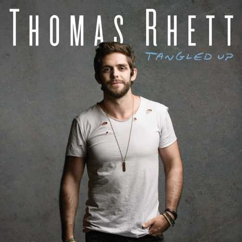 RHETT THOMAS - TANGLED UP (CD)