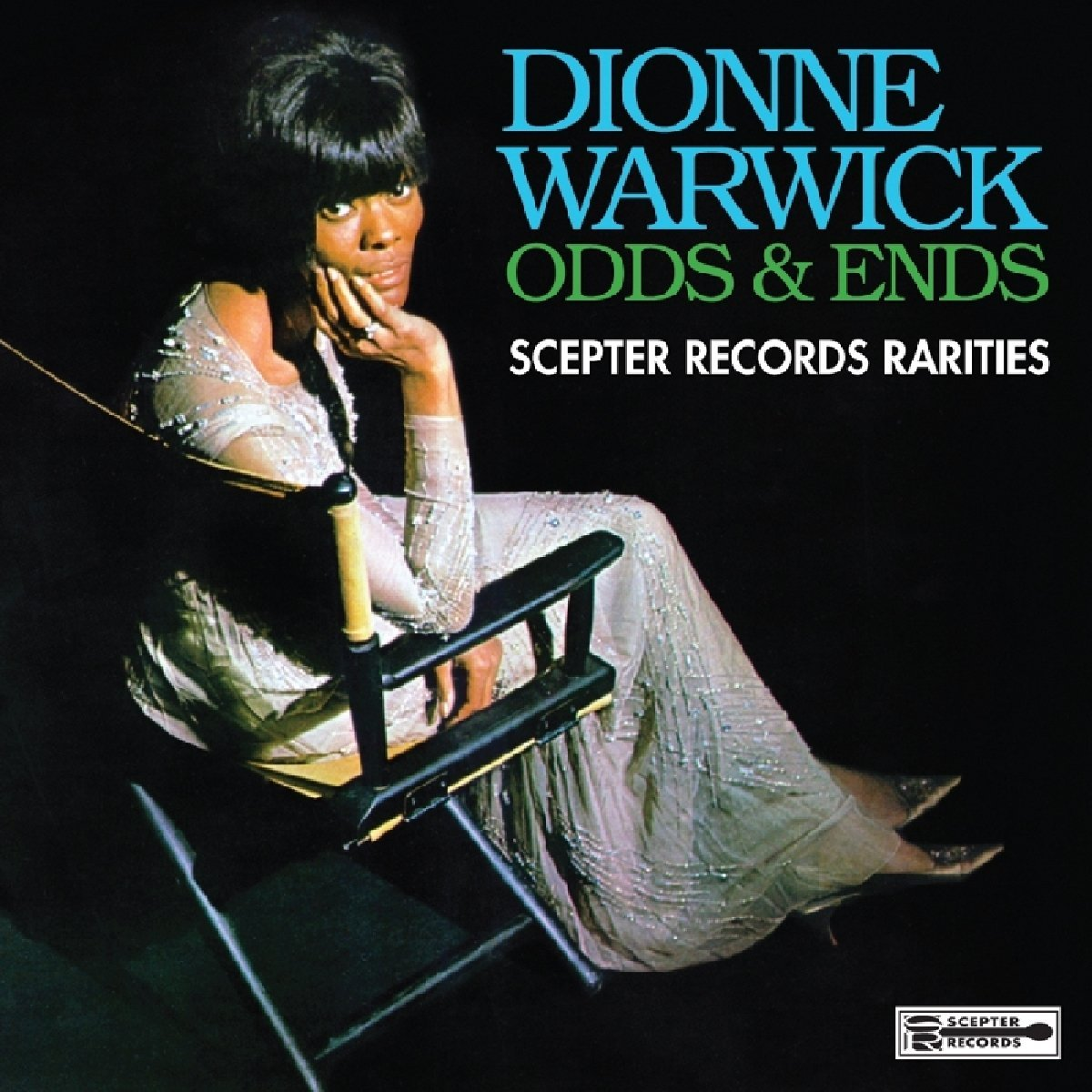 DIONNE WARWICK - ODDS & ENDS (CD)