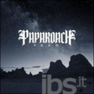PAPAROACH - FEAR (CD)
