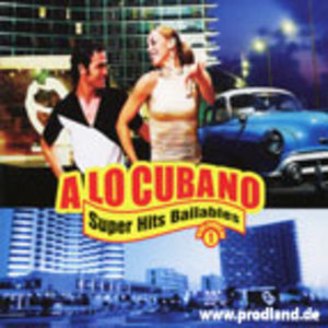 A LO CUBANO SUPER HITS BAILABLES VOL.1 (CD)