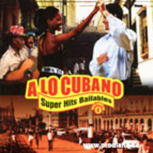 A LO CUBANO SUPER HITS BAILABLES VOL.4 (CD)