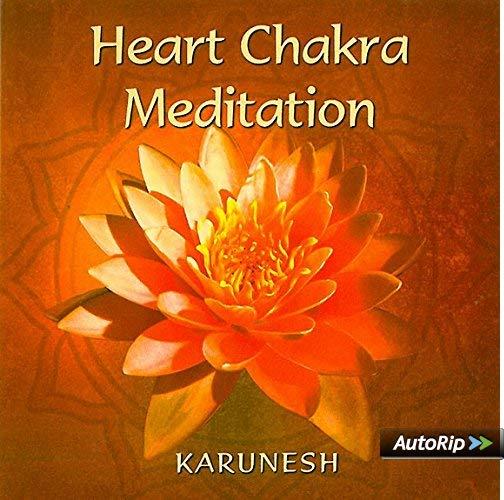 HEART CHAKRA MEDITATION (CD)