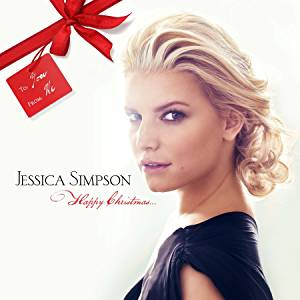 JESSICA SIMPSON - HAPPY CHRISTMAS (CD)