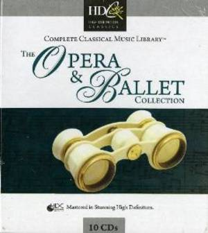 THE OPERA & BALLET COLLECTION -10CD (CD)