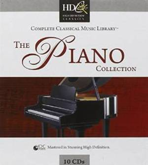 THE PIANO COLLECTION -10CD (CD)