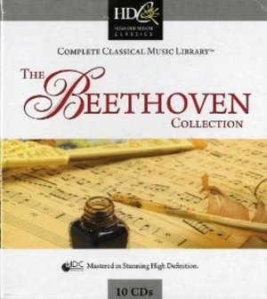 THE BEETHOVEN COLLECTION -10CD (CD)