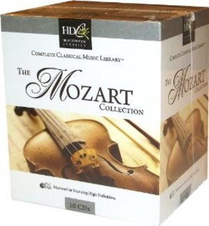 THE MOZART COLLECTION -10CD (CD)