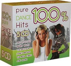100 % PURE DANCE HITS -5CD (CD)