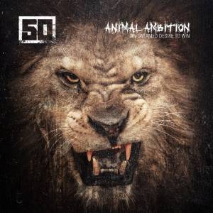 50 CENT - ANIMAL AMBITION (LP)