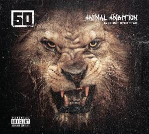 50 CENT - ANIMAL AMBITION: AN UNTAMED DESIRE TO WIN -CD+DVD (CD)