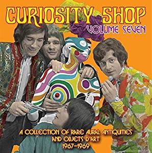 CURIOSITY SHOP VOLUME SEVEN (CD)
