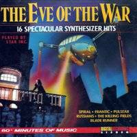 EVE OF THE WAR-16 SPECTACULAR SYNTHESIZER HITS (CD)