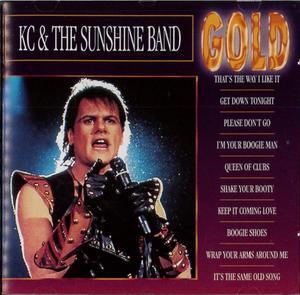 KC & THE SUNSHINE BAND - GOLD (CD)