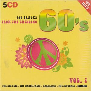 100 TRACKS FROM THE SWINGING VOL.1 -5CD (CD)