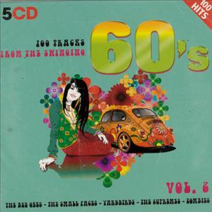 100 TRACKS FROM THE SWINGING VOL.2 -5CD (CD)