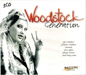 WOODSTOCK GENERATION -3CD (CD)