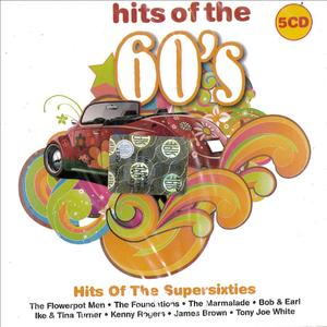 HITS OF THE 60'S -5CD (CD)