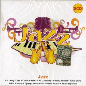 JAZZ -5CD (CD)