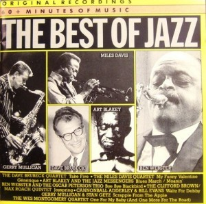 YESTERDAY GOLD THE BEST OF JAZZ (CD)