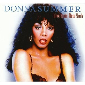 LIVE FROM NEW YORK -DONNA SUMMER (CD)