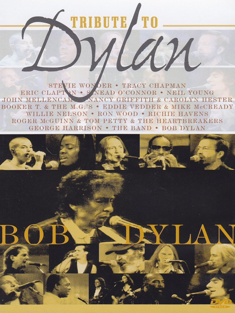 TRIBUTE TO BOB DYLAN (DVD)