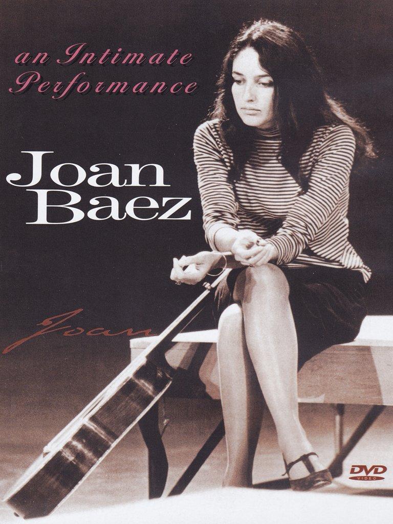 JOAN BAEZ - AN INTIMATE PERFORMANCE (DVD)