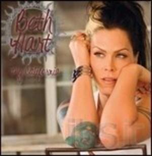 BETH HART - MY CALIFORNIA (CD)