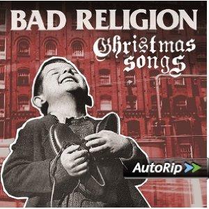 BAD RELIGION - CHRISTMAS SONGS (CD)
