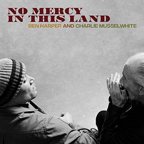 BEN HARPER - NO MERCY IN THIS LAND (CD)
