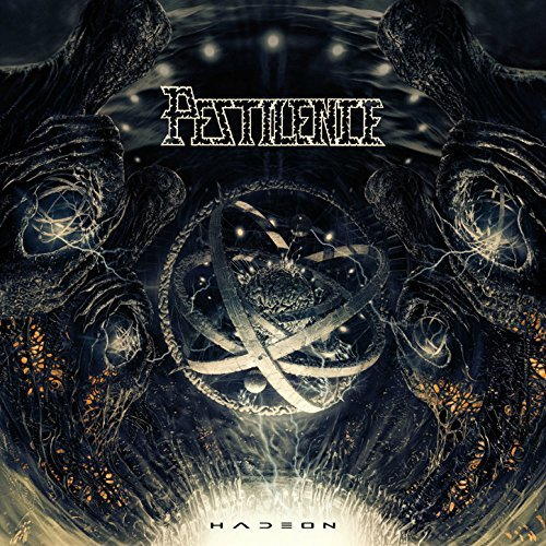 PESTILENCE - HADEON (CD)