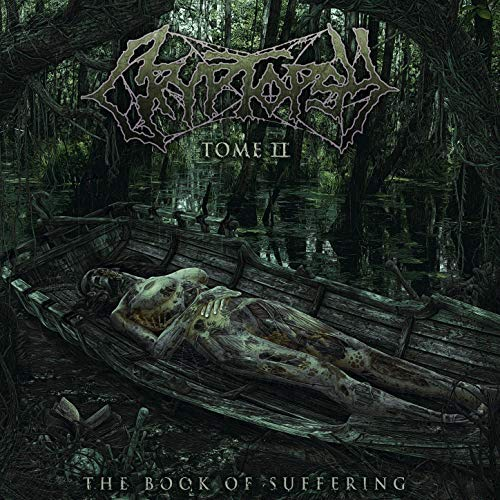 CRYPTOPSY - THE BOOK OF SUFFERING - TOME I (CD)