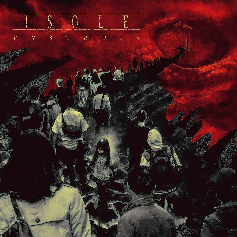 ISOLE - DYSTOPIA (CD)