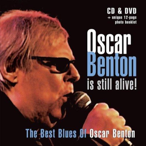 OSCAR BENTON - IS STILL ALIVE -CD+DVD (CD)