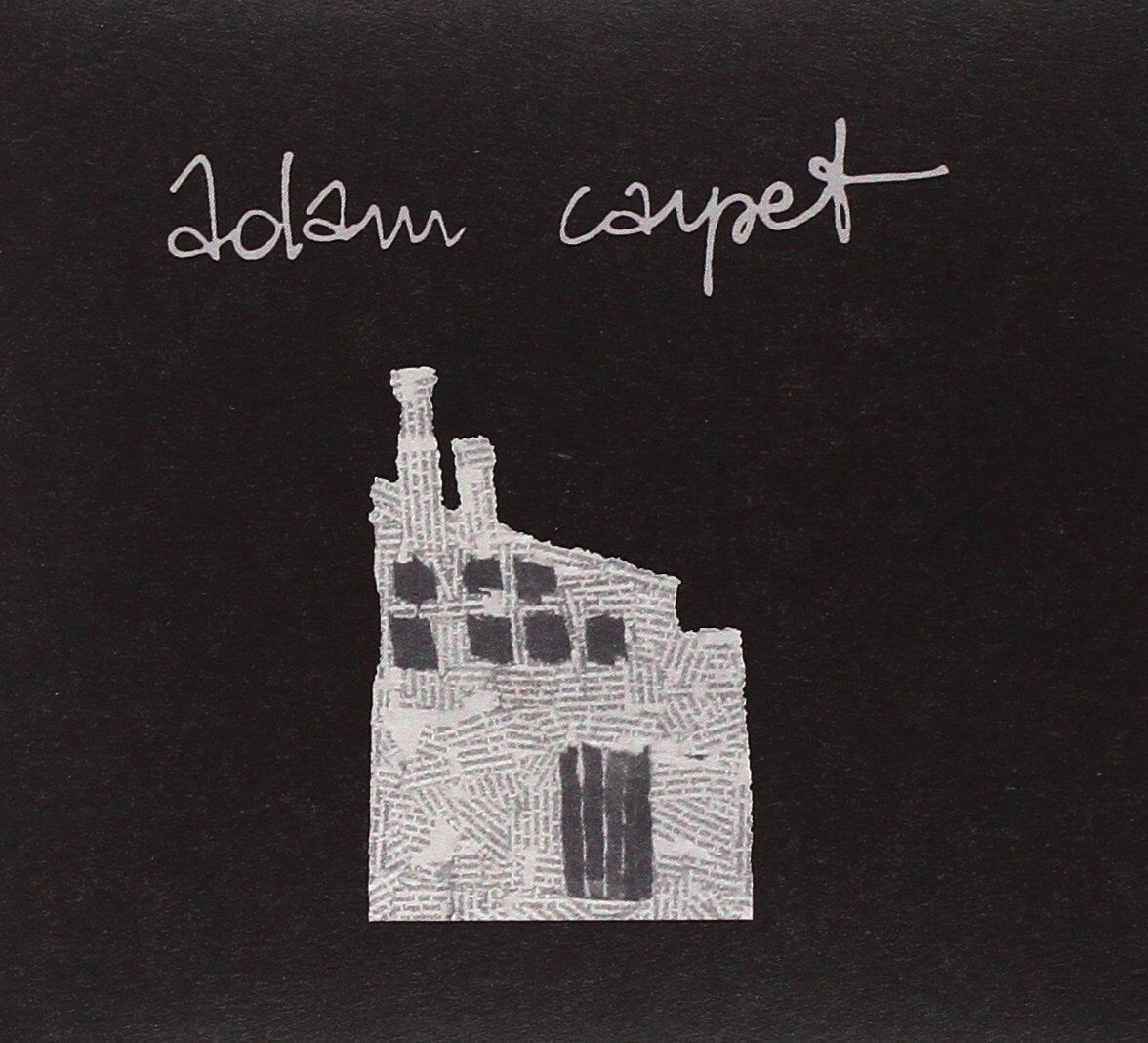 ADAM CARPET - ADAM CARPET (CD +T-SHIRT M+FREE DOWNLOAD) (CD)