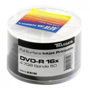 DVD-R VERGINI - PRINTABLE -50 PZ