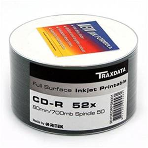 CD-R DA REGISTRARE PRINTABLE