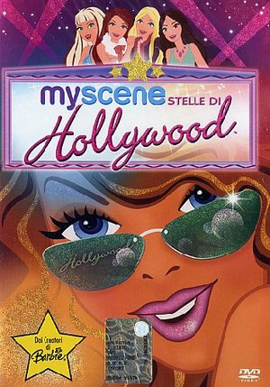 MY SCENE STELLE IN HOLLYWOOD (DVD)