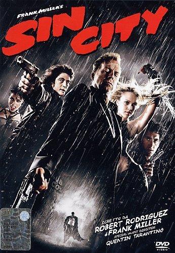 SIN CITY (DVD)