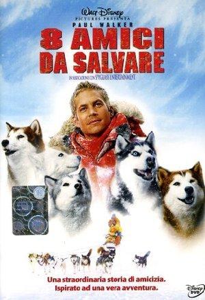 8 AMICI DA SALVARE (DVD)