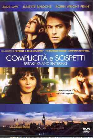 COMPLICITA' E SOSPETTI (DVD)